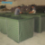 Military Middle East Sand Wall Hesco Barrier for Blast