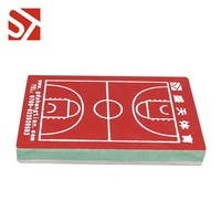 Portable International Best Selling Silicon PU Seamless Rubber Flooring