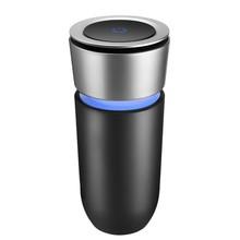 DC12V автомобильный очиститель воздуха отрицательные ионы очиститель воздуха ионизатор Авто тумана PM2.5 выпрямитель чашки автомобильное заря...(Китай)