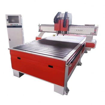 Wood Cnc Router Machine 1325 1300X2500mm With Vacuum Table For Furniture Industry Best Price