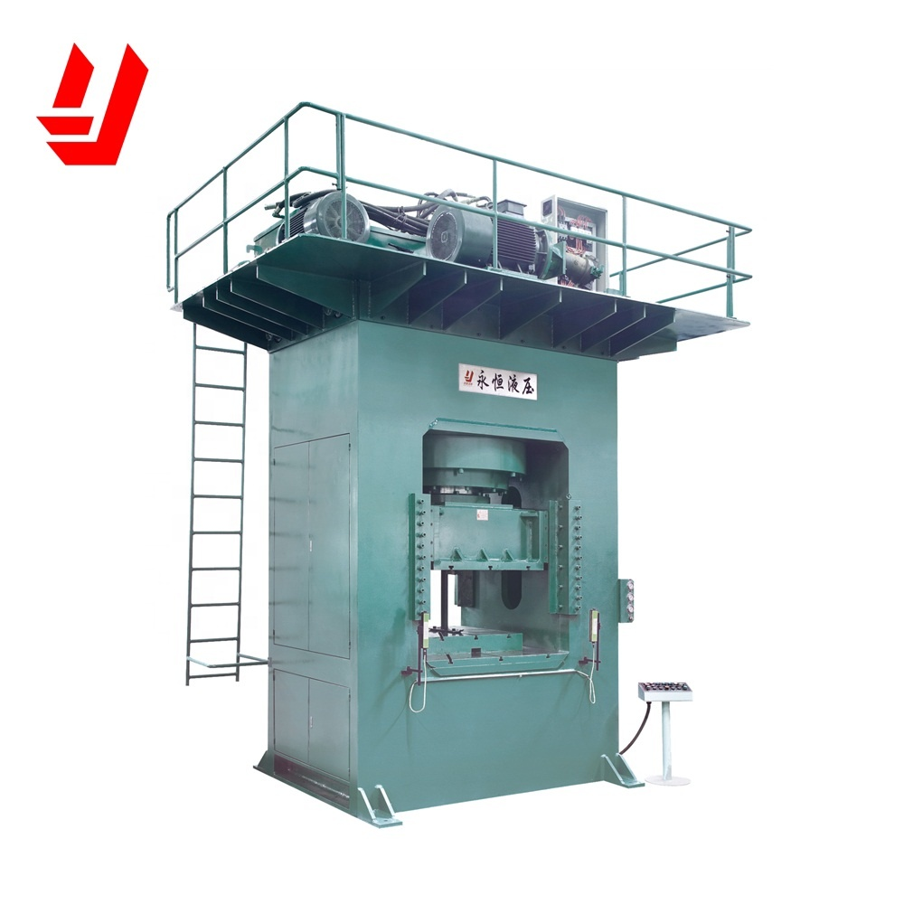 Industrial Pressing Machine 2500 Tons Friction Forging Press Blacksmith Hydraulic Forging Press For Sale