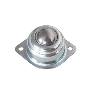 Ball Transfer Bearing Unit Table Conveyor Roller Ball for Transmission, Furniture, Wheelchair