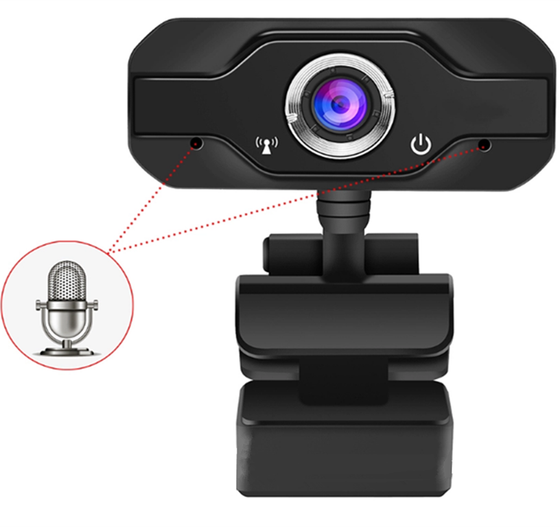 Caméra webcam 1080p webcam hd pour Android/IOS/Windows
