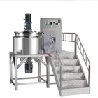 Yuxiang200Lliquid soap detergent production line with mixer blade machine to make liquid soap