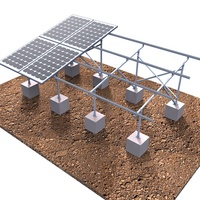 Ground Mounting Rack Solar Energy Systems