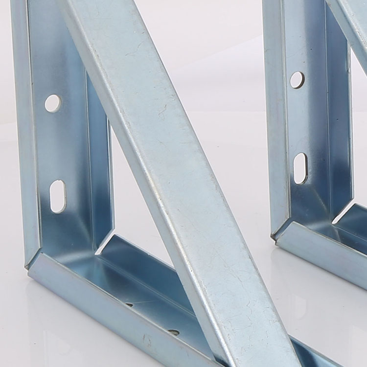 Hot Sale Corrosion Resistance Triangle Stainless Steel L Angle Folding Shelf Bracket