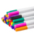 Liquid Chalk Marker Pens Erasable Multi Colored Highlighters LED Writing Board Glass Window Art flash Color Marker Pens