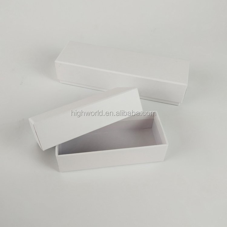 Wholesale custom printed jewelry necklace packaging drawer boxes with velvet
