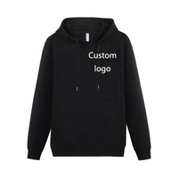 Custom printed embroidered hoodies women crew neck mens sweatshirt