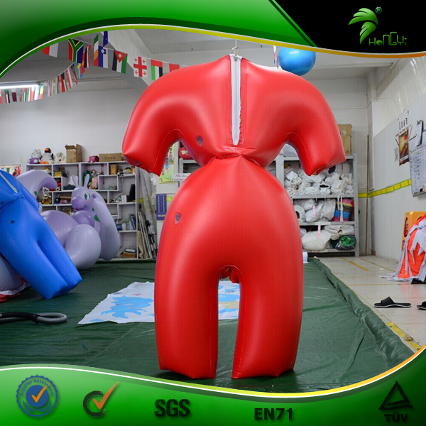 Squeaky Inflatable Costume Hongyi Inflatable Suit Airtight P