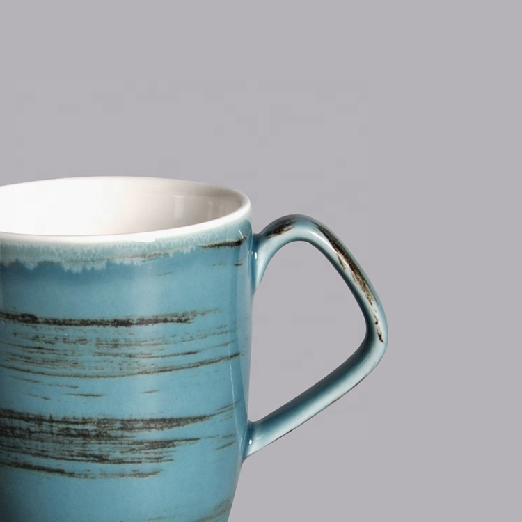 coffee mug ceramic handle