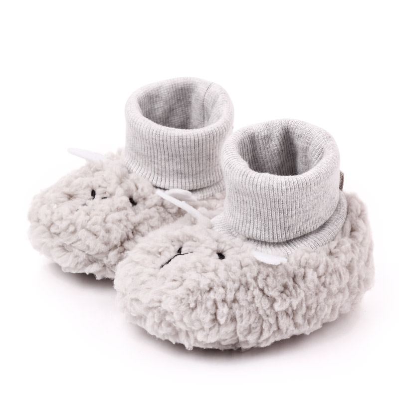 New arrival cute sock baby shoe for autumn&winter infant toddler shoes anti-slip