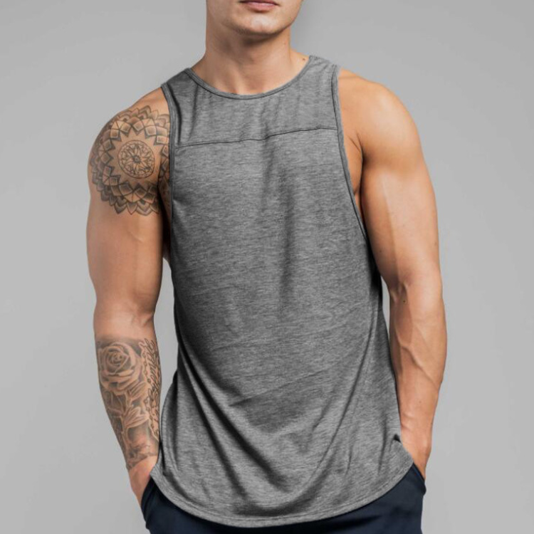 New Fashion Mens Fitness Gym Bodybuilding Tank Top