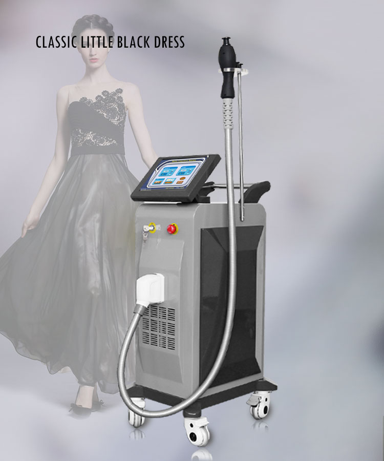 best sellers in europe 2019 EQT monopolar RF body slimming weight loss fat burning beauty machine