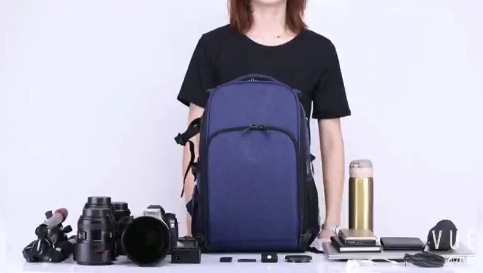 Sac à dos étanche pour appareil photo, en toile en nylon, de haute qualité, Offre Spéciale