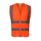 Hot sale wholesale Traffic safety Hi Vis vest
