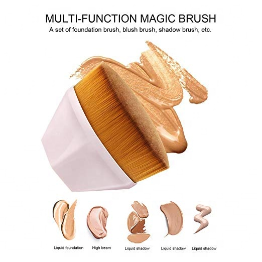 Hot sale 2020 New Flat BB Cream foundation Makeup Brush