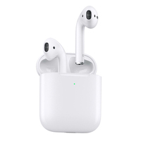 Wholesale for Apple 2nd Earphone Bluetooth Headphones for iPhone 11 XR Plus for AirPods support wireless Charger