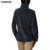 Newest Women Fall Winter Full Zip Jacket Wholesale Ladies Coats Soft Fleece With Classic Fit