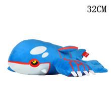 Официальный подлинный Покемон эльф, Пикачу, кукла Покемон, Kawaii, мультяшная плюшевая игрушка, кукольная подушка, детский подарок на день рожд...(Китай)
