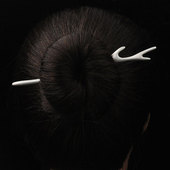 simple design best selling 925 sterling silver hairpin