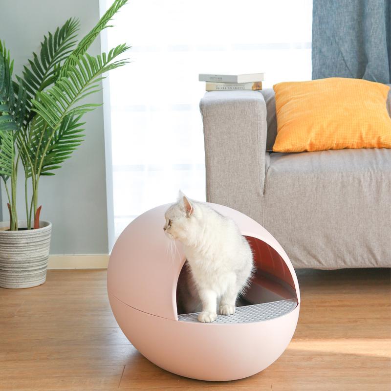 Automatische Kattenbak Kattenbak Smart Automatische Zelfreinigende Kattenbak