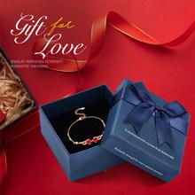 Женский винтажный браслет-цепочка CDE, с кристаллами Сваровски, золотистого цвета, вечерние ювелирные изделия(Китай)