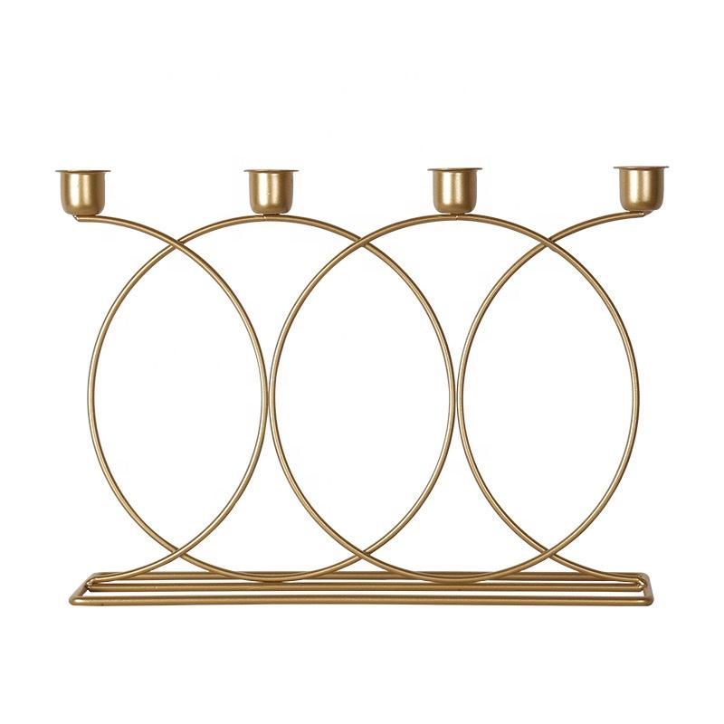 Modern Art Vintage Creative Scented Candle Table Set For a Romantic Home Desktop Decoration