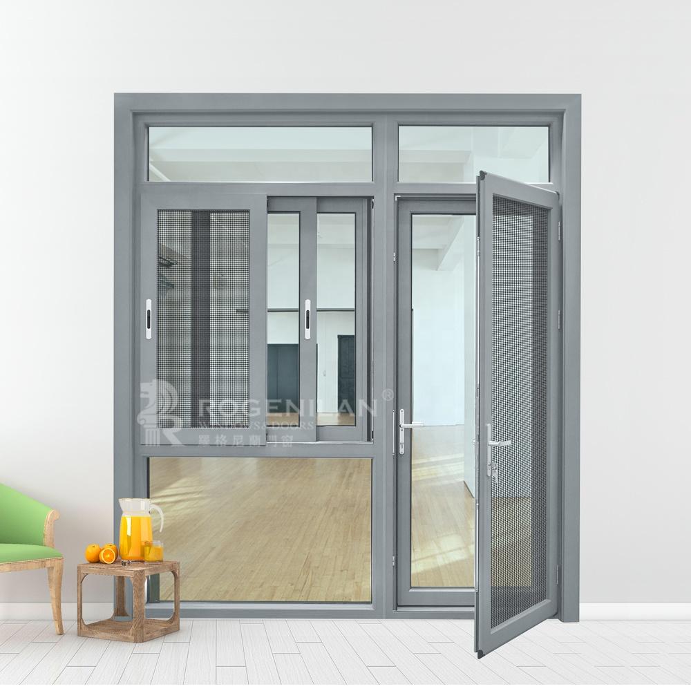 Latest aluminium window and door wall designs