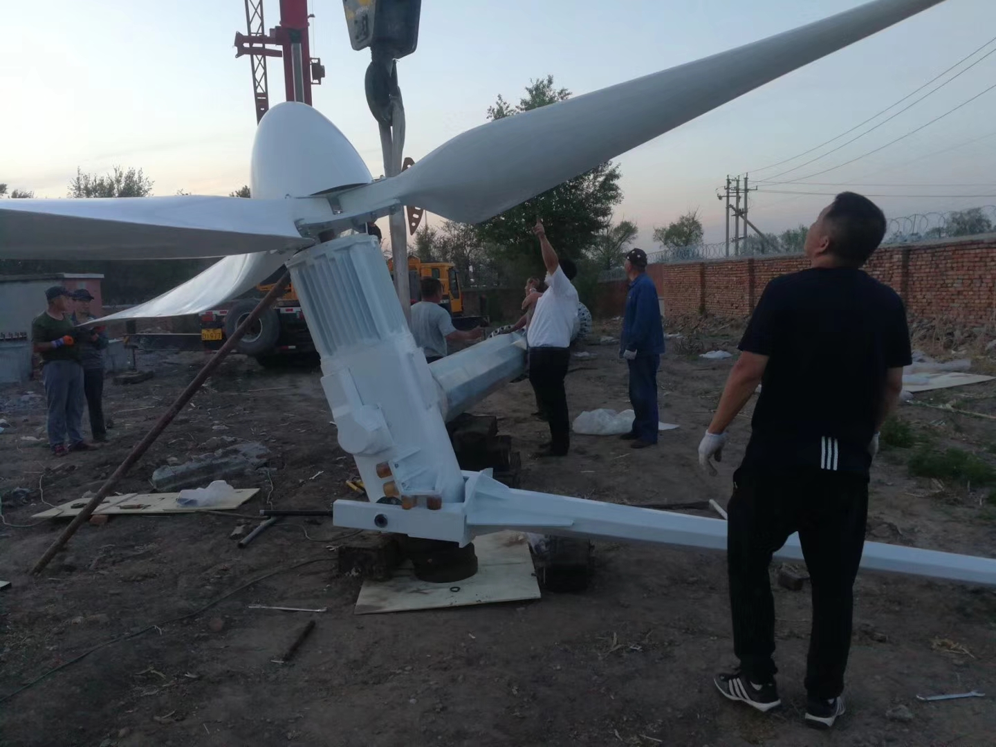 China 10KW windmill manufacturer wind mill price for 10KW wind turbine