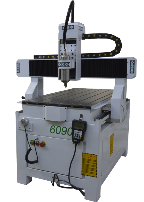 Small size mini cnc 5axis milling machine center router 6090 for wood MDF soft metal aluminum cooper cutting engraving