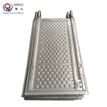 QINGLI Immersion heat exchanger or cooler Equipment for pool