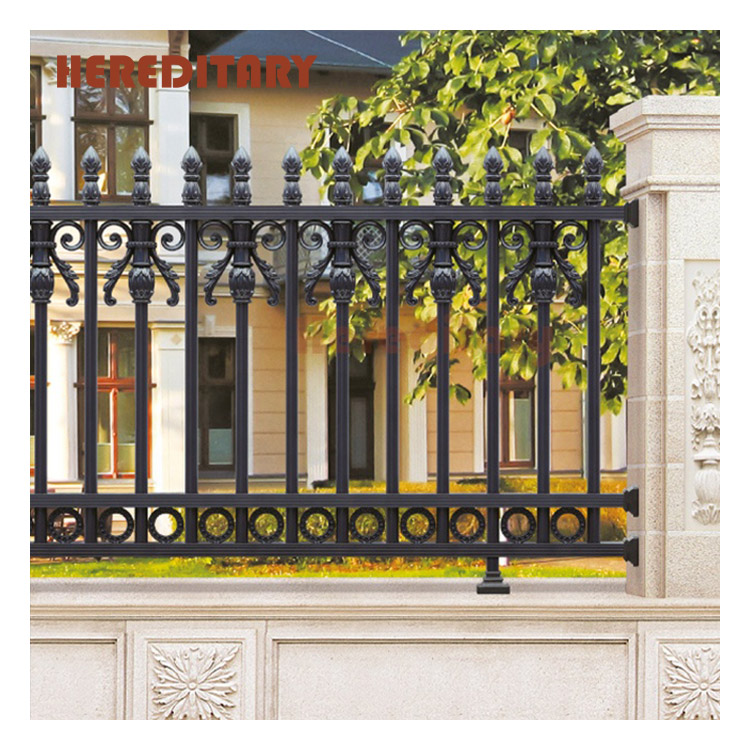 Ornaments House Aluminum Fence Post Grill Design For Boundary Wall Buy Aluminum Fence Ornaments Fences For Houses Fencing Designs Product On Alibaba Com