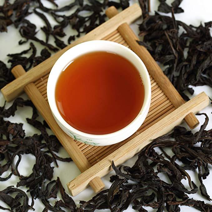 Organic Wuyi Lao Cong Shui Xian Shui Hsien ShuiXian Chinese Oolong Tea - 4uTea   4uTea.com