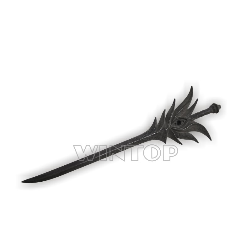 Изготовленный На Заказ цинковый сплав открывалка для писем металлический нож Сувенир Открывалка для писем
