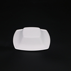 Eco Friendly product Biodegradable Food Container Bagasse Square Bowl