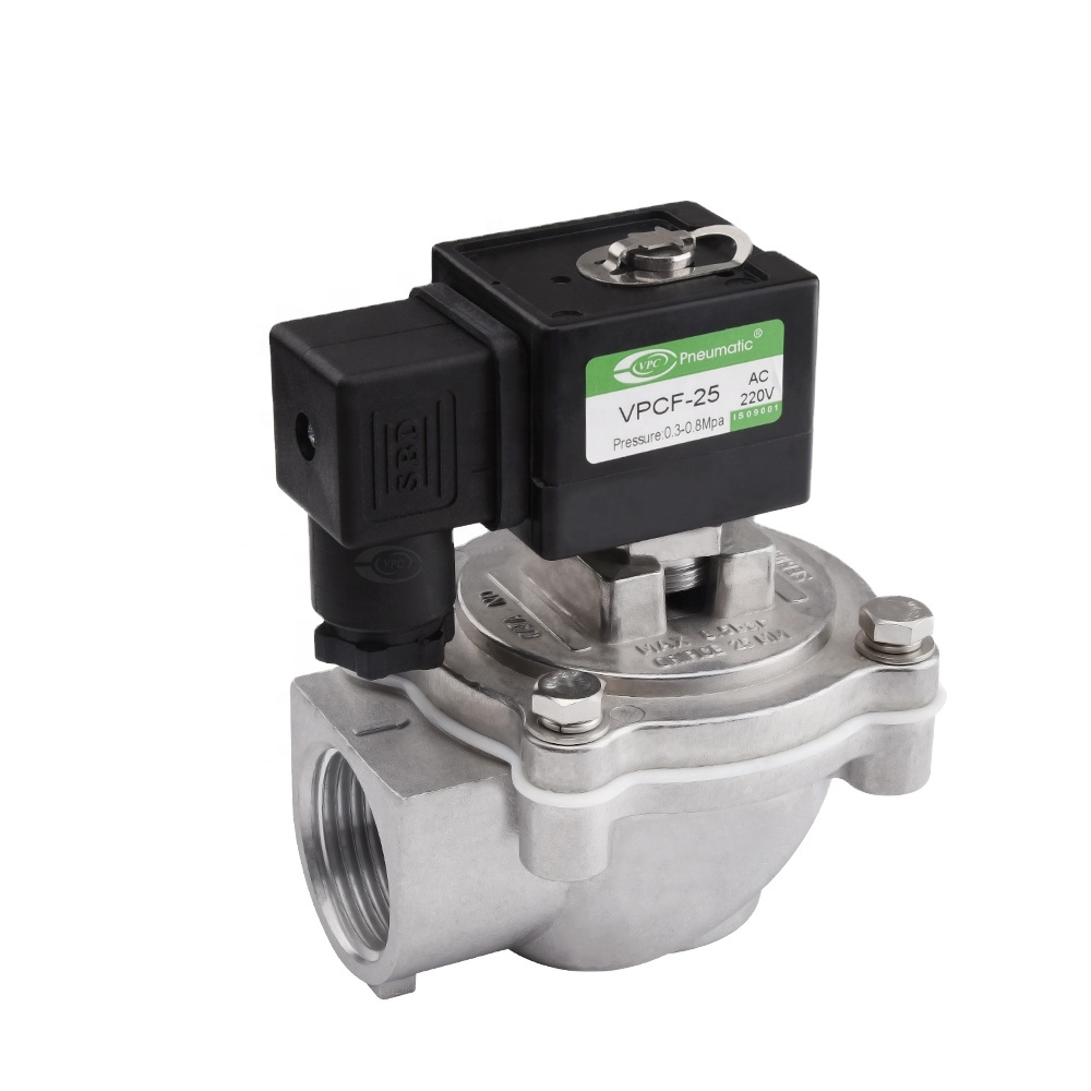 High quality diaphragm Pulse Solenoid <strong>Valve</strong> for Dust Collector