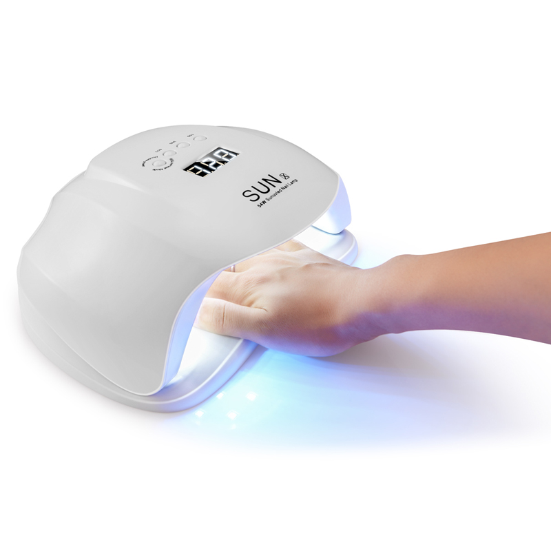 professional <strong>uv</strong> led nail <strong>lamp</strong> sunx 54W <strong>36</strong> leds <strong>UV</strong> LED NAIL <strong>LAMP</strong> for gel nail polish dry