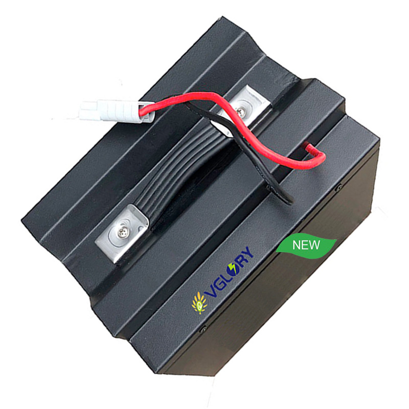 Run well under extreme temperature ion lithium battery 72v 30ah
