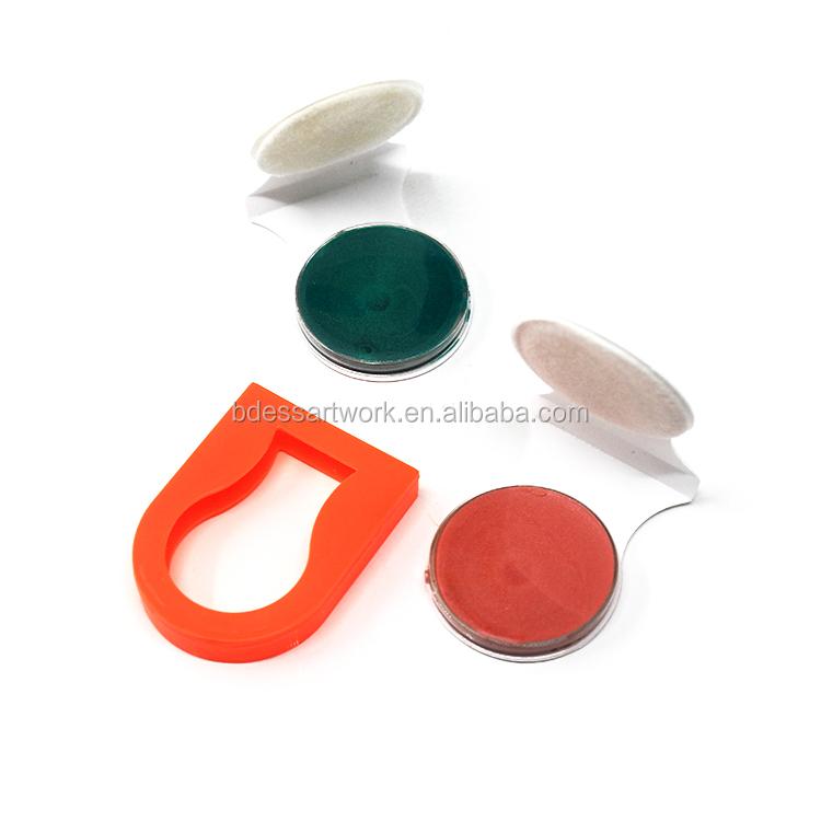 ES-HC-005 U Shaped Dye Hair Chalk Comb