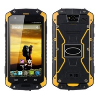 Cheapest Android Rugged Phone 4.5 inch Android 5.1 IP65 Waterproof Smartphone with GPS 2G RAM 16G ROM DropProof Mobile Phone
