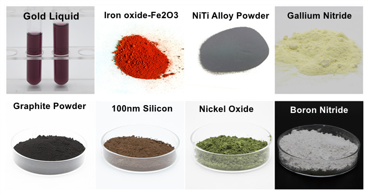 CAS 7440-22-4 ag nanopowder nano gümüş tozu