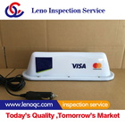 Taxi Light Box inspection services /quality control agent