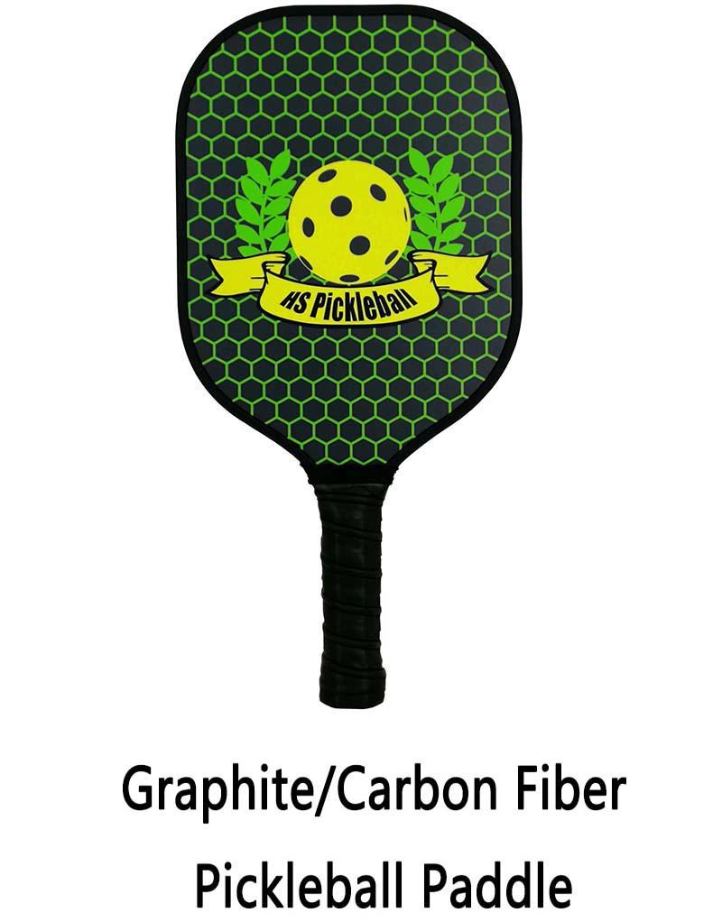 Raket Tenis Padel Karbon 3K, Pemukul Tenis Pantai