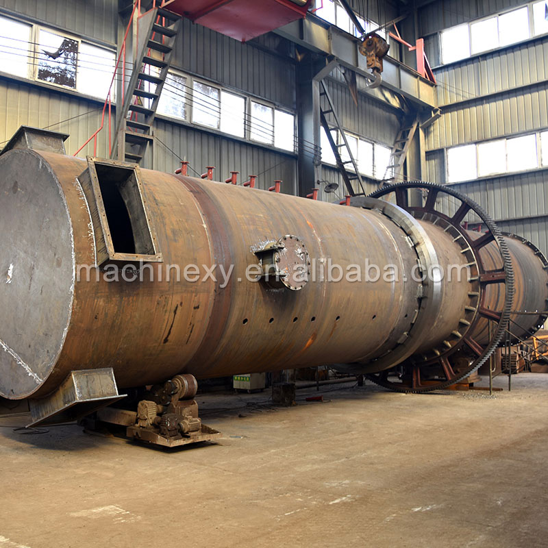 Factory supplier small Ceramsite rotary kiln Ceramsite production line processing plant