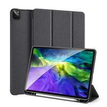 Защитный чехол для планшета Funda для iPad Pro 11 12,9 дюймов Чехол 2020 противоударный чехол-подставка TPU чехол для iPad Pro 11 12 9 2020 чехол(Китай)