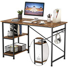Study Computer Desk Furniture Black Computer Desk 2020 Modern Home Office Professional Student Study Writing Computer Desk Black Color Furniture Desk