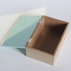 Kids Gift Wooden Wood Box Storage Gift Kids Star Tent Gift Wooden Storage Stash Box