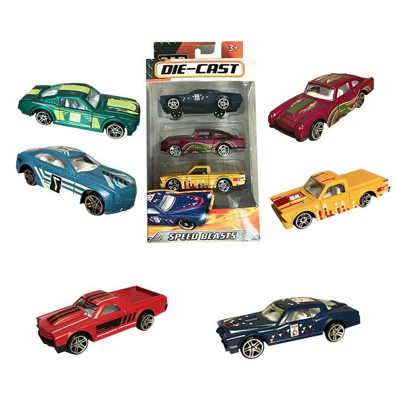 In magazzino mini da corsa del metallo veicoli giocattolo 1: 64 diecast modello di auto
