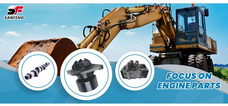 Standard größe 4987914 Ersatzteile Original Motor kolben